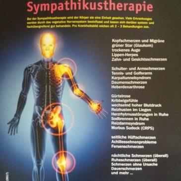 Die Sympathikustherapie – Behandlung von Schmerzen und vegetativen Störungen